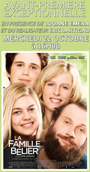 EN PRESENCE DE L'EQUIPE DU FILM !!