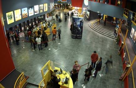 cinema 3D Sallanches