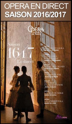 Opera saison
