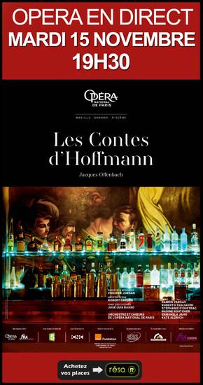 Op�ra Les contes d'Hoffmann