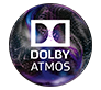 Film projeté en Dolby Atmos