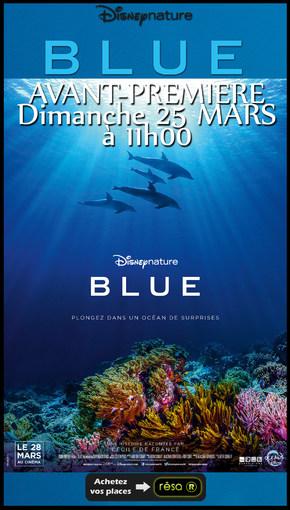AVANT-PREMIERE / BLUE