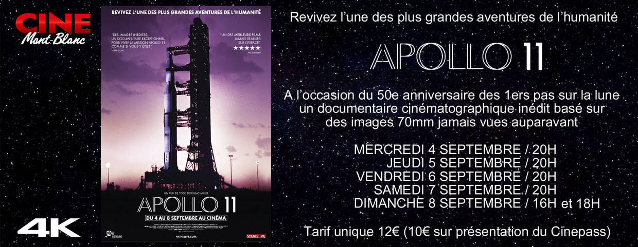 Photo du film Apollo 11
