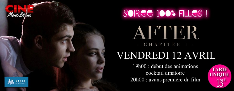 Photo du film After - Chapitre 1