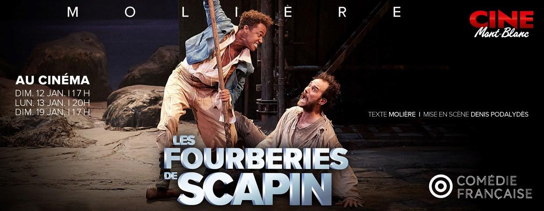 Photo du film Les Fourberies de Scapin (Comédie-Française)