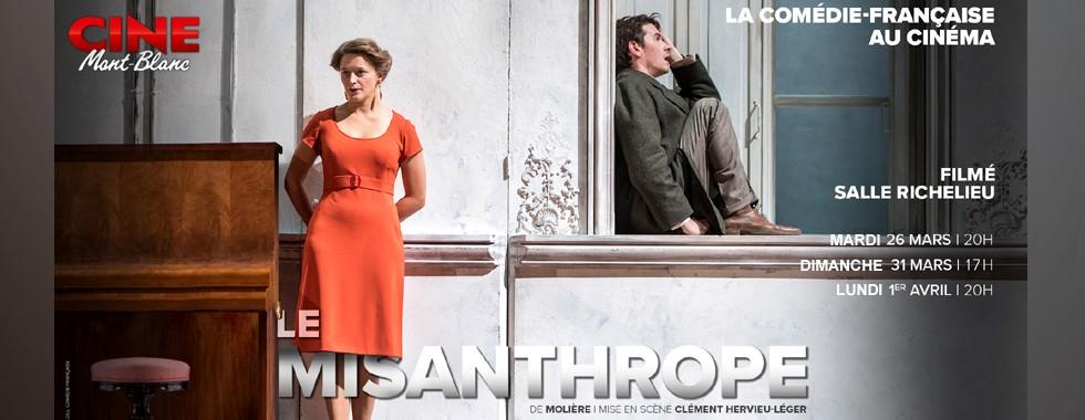 Photo du film Le Misanthrope (Comédie-Française / Pathé Live)