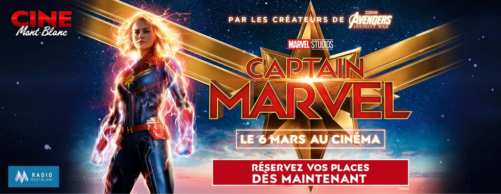 Photo du film Captain Marvel