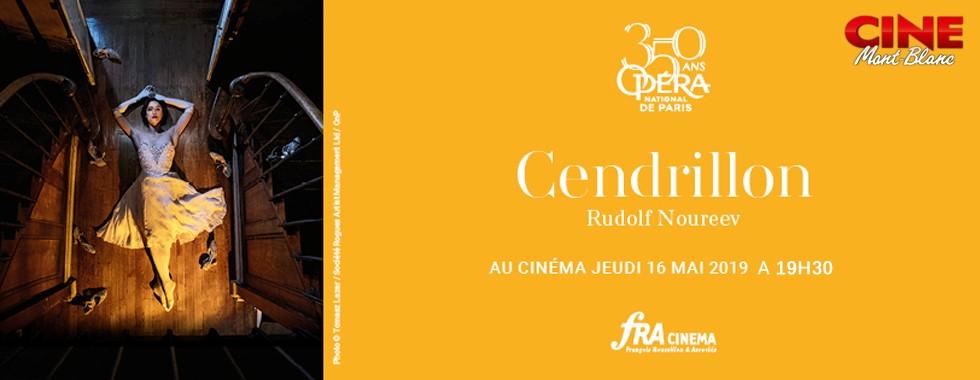 Photo du film Cendrillon (Opéra de Paris-FRA Cinéma)
