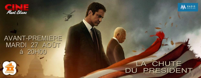 Photo du film La Chute du président