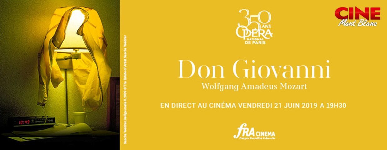 Photo du film Don Giovanni (Opéra de Paris-FRA Cinéma)