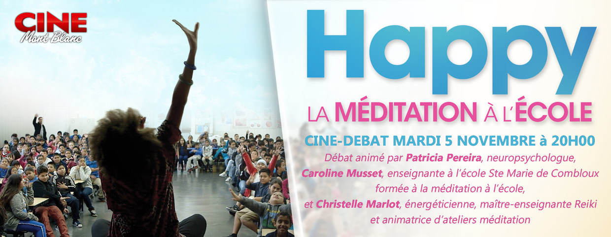 Photo du film Happy, la Méditation à l'école