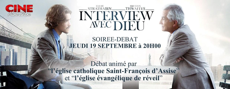 Photo du film Interview avec Dieu