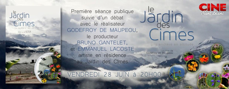 Photo du film Le Jardin Des Cimes - Une Enclave En Altitude