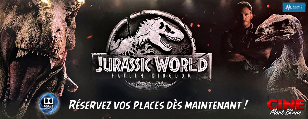 Photo du film Jurassic World: Fallen Kingdom