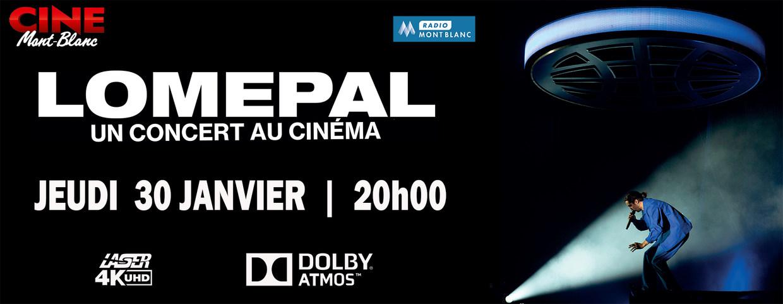 Photo du film Lomepal, un concert au cinéma