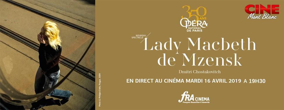 Photo du film Lady Macbeth de Mzensk (Opéra de Paris-FRA Cinéma)