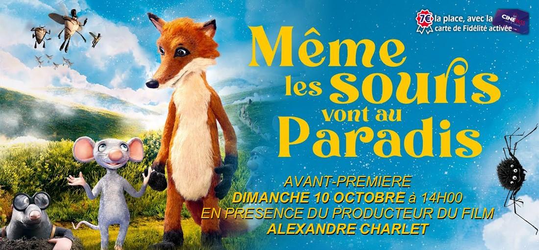 Photo du film Même les souris vont au paradis