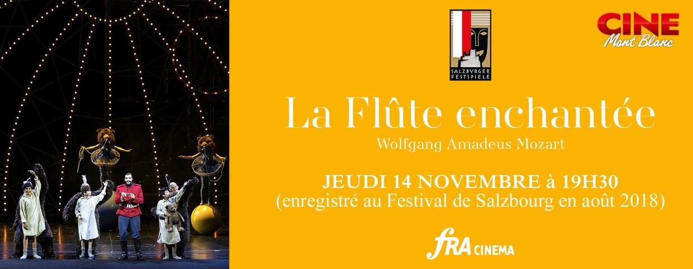 Photo du film La Flûte enchantée (Festival de Salzbourg-FRA Cinéma)