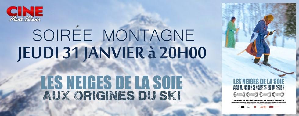 Photo du film Les Neiges de la soie - Aux origines du ski