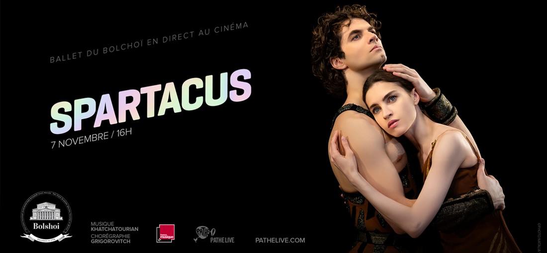 Photo du film Spartacus (Ballet du Bolchoï)