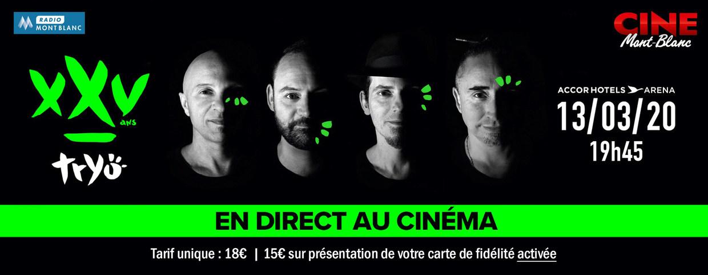 Photo du film Tryo XXV ans - Le concert en direct au cinéma