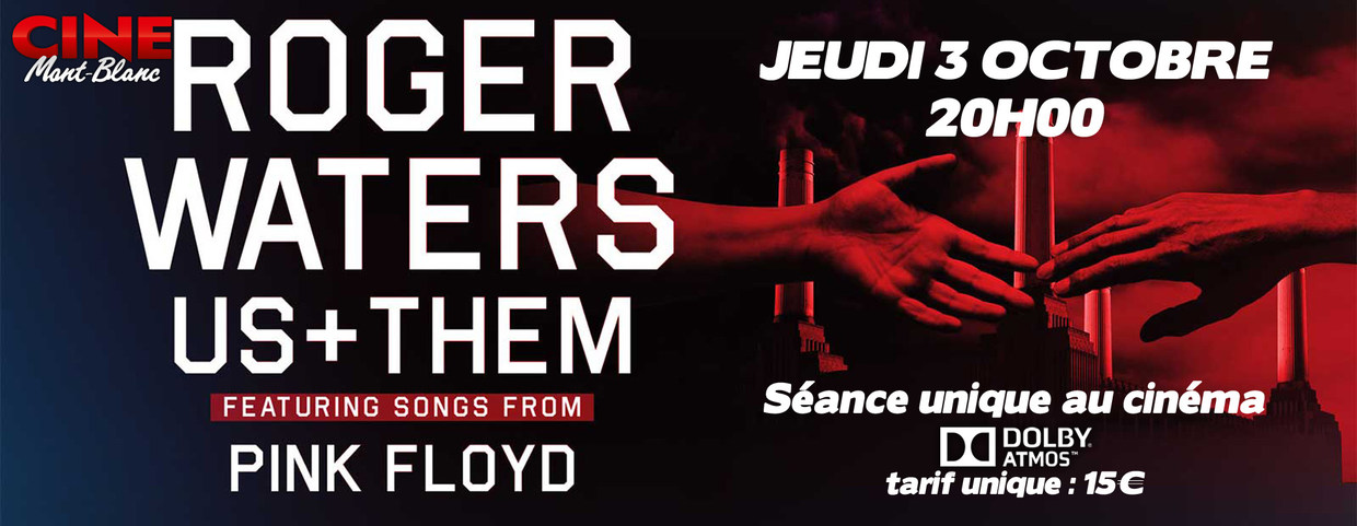 Photo du film Roger Waters Us + Them