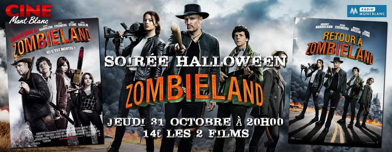Soirée Zombieland