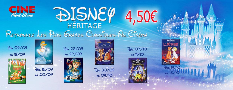 Disney héritage