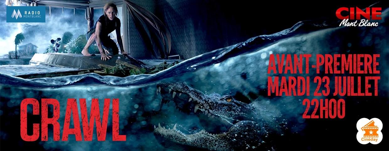 Photo du film Crawl