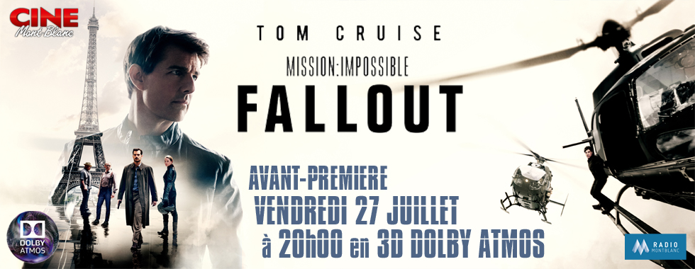 Photo du film Mission: Impossible - Fallout