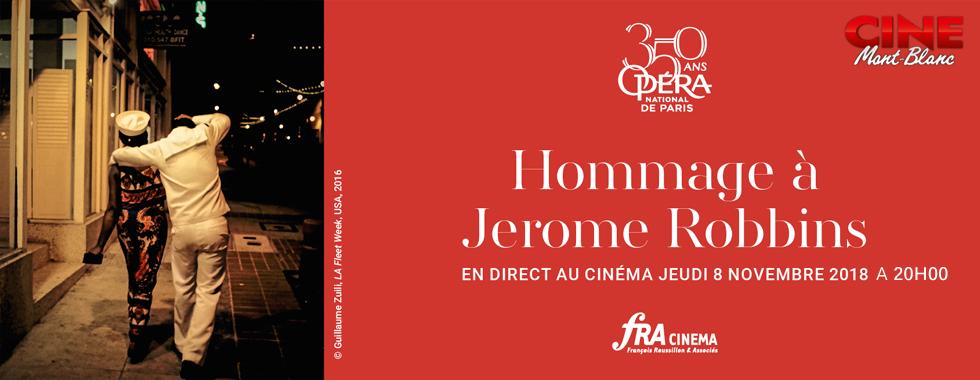 Photo du film Hommage à Jerome Robbins (Opéra de Paris-FRA Cinéma)