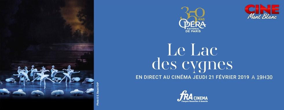Photo du film Le Lac des cygnes (Opéra de Paris-FRA Cinéma)