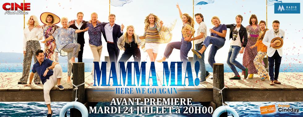 Photo du film Mamma Mia! Here We Go Again