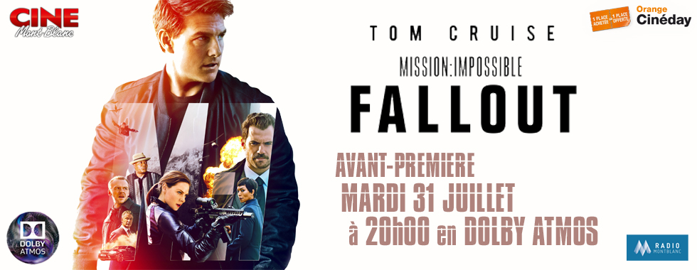 Photo du film Mission: Impossible - Fallout
