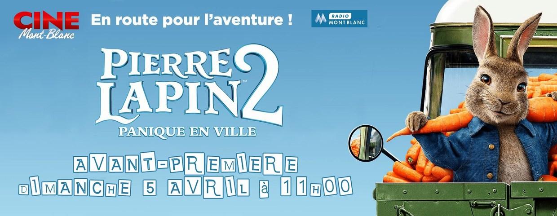 Photo du film Pierre Lapin 2 : Panique en ville