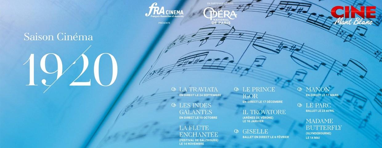 saison opéra 2019/2020