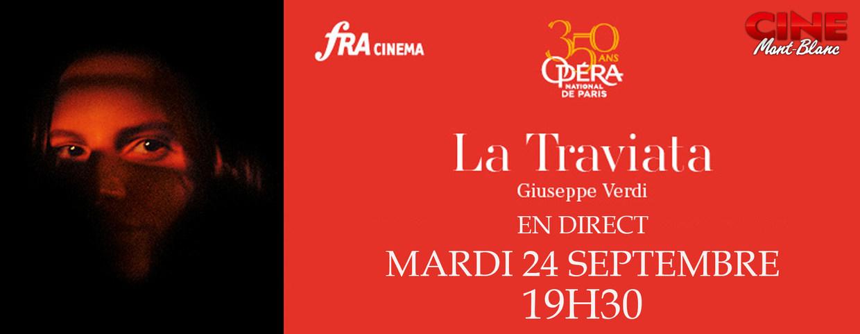 Photo du film La Traviata (Opéra de Paris-FRA Cinéma)